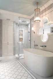 Statuario Marble Bathroom Absolutely Stunning Bathroom With Glass Walk In Shower Filled With