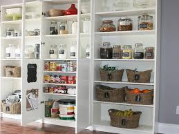 Kitchen Pantry Storage Ideas Creative Pantry Cabinet Pantry Cabinet Storage Ideas