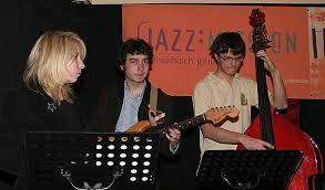 Dani de Bellini, Felix Gschwind und Timo Herberholz Foto: Martin Munz. - 20060402_11g