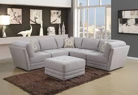 Modern Modular Sectional Sofa by U137 Sectional Sofa In Hazelwood Fabric By Global W Options