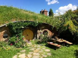 hobbit house wallpaper wallpapersafari new zealand landscape free