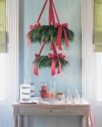 Home Decorating Ideas For Christmas Christmas Decorating Ideas Martha Stewart