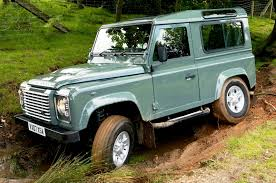 land rover green land rover defender chelsea tractor archives green flag