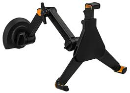 How To Mount Ipad To Wall Amazon Com Mount It Universal Tablet Mount Holder 3 In 1 Design