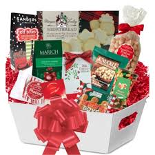 Gourmet Food Baskets Beautiful Combination Gift Baskets The Gift Planner Llc