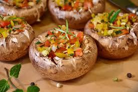 cuisine vegetarienne chignons farcis aux herbes et légumes cuisine vegetarienne