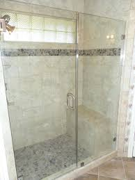 Shower Frameless Glass Door Bathtub Door Frameless Inline Shower Enclosures Frameless Glass