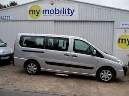 2nd hand peugeot cars used 2011 peugeot expert tepee l2 two wheelchair access winch 6