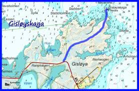 Std Map Gisløyskaga Gunnartangen