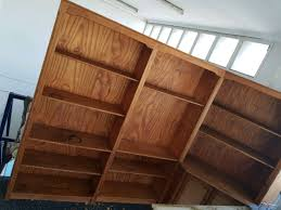 cabinet shelves cabinet shelves book shelf library sunninghill gumtree