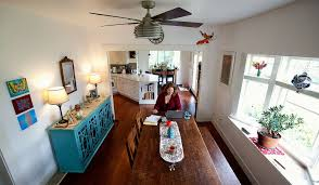 extensive redesign and remodel give new life to old house