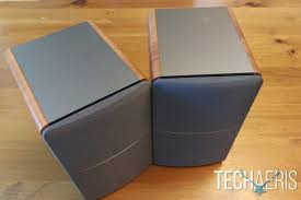 nice speakers edifier r1280t bookshelf speaker review big sound at a great price
