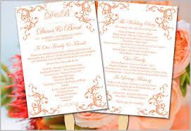 sle wedding program wedding invitation template ai unique program invitation template