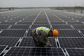 why is it to solar panels s major trade fight with china could be solar