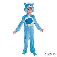Halloween Costumes 18 Months Boy Classic Care Bears Grumpy Bear Costume 12 18 Months