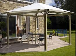 Outdoor Patio Canopy Gazebo by Bespoke Canopies Specialised Canvas Services