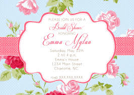 Shabby Chic Website Templates by Shabby Chic Birthday Invitations U2013 Gangcraft Net