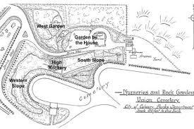 Rock Garden Plan The City Of Calgary Historical Photos Of Reader Rock Garden
