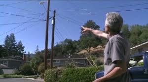 Light In The Sky California Mystery Light In Southern California Sky Sparks Anxiety Cnn