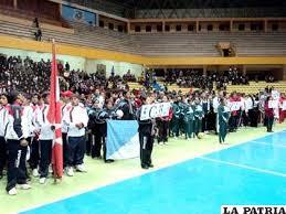 presidente inaugura segunda fase de los juegos segunda fase de los juegos estudiantiles fue inaugurada al ritmo de la