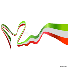 Flag Of Itali Flag Of Italy Wall Sticker Wall Stickers