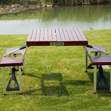 design folding camping table folding camping table decor ideas