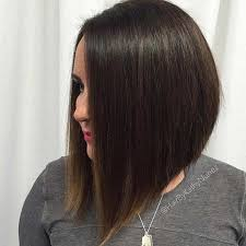 haircuts for shorter in back longer in front hairstyle bob short back long front hair