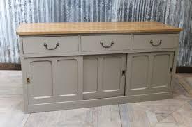 painted pine sideboard edwardian kitchen sideboard