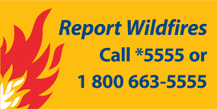 Wildfire Kootenays by Wildfire Prevention For Outdoor Recreationalists Province Of