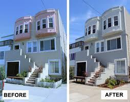 before u0026 after facade meryl and miller llc