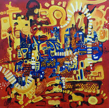 Cityvibe by Paintings Giclees