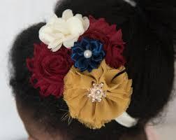 burgundy headband burgundy headband etsy