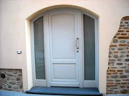 porte ingresso in legno portoncino d ingresso in legno bianco