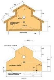 Wood House Plans by Free Wooden Bird House Plans The Boy U0027s Almanac Free Bird House