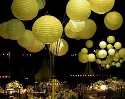 wedding centerpiece using chinese lanterns weddingbee
