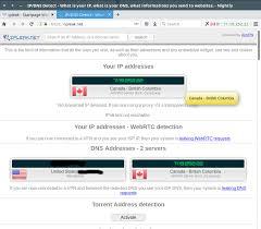 Dns Leak Test by Dns Leak On Ubuntu Tried Everything Eddie Airvpn Client Airvpn