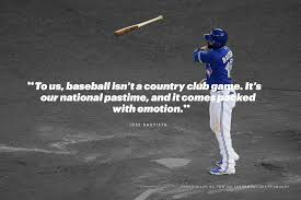are you flipping kidding me by jose bautista