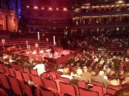 Royal Albert Hall Floor Plan Stalls Section H Row 8 Seat 20 Picture Of Royal Albert Hall