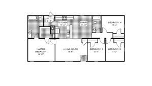 iowa ranch modular home 1 493 sf 4 bed 2 bath next modular