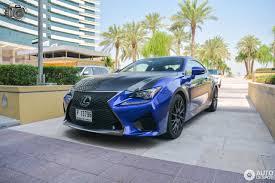 lexus rc coupe price uae lexus rc f 9 september 2016 autogespot