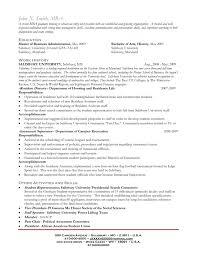 mba marketing experience resume sample resume marketing template 11 best best financial analyst resume