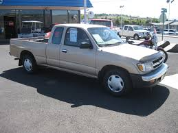 1998 toyota tacoma 2wd 1998 toyota tacoma x cab 2wd 5 speed air tow bar more sale