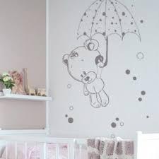 stickers chambre enfants stickers nounours et parapluie with 27 stickers chambre enfant
