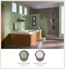 light jade makes for a great color in the bathroom bathroom