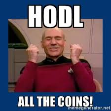 What Does Meme Mean And How Do You Pronounce It - what does hodl mean where did it originate steemit