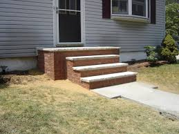 Step Design by Steps For Front Of House Designs Ideas Picture Brick Front