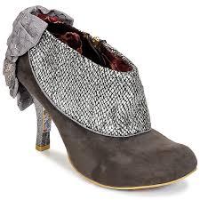 Wedding Shoes Irregular Choice Irregular Choice Wedding Shoes Flat Ankle Boots Boots Irregular