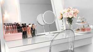 Small Desk Vanity Make Up Desks Fernandotrujillo
