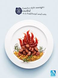 cuisine ad 16 creative design inspirations from award winning print ads