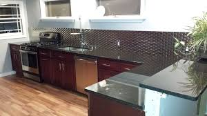 kitchen design ideas stainless steel backsplash stainless steel